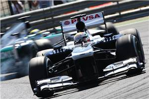 Williams won't compromise 2014 car