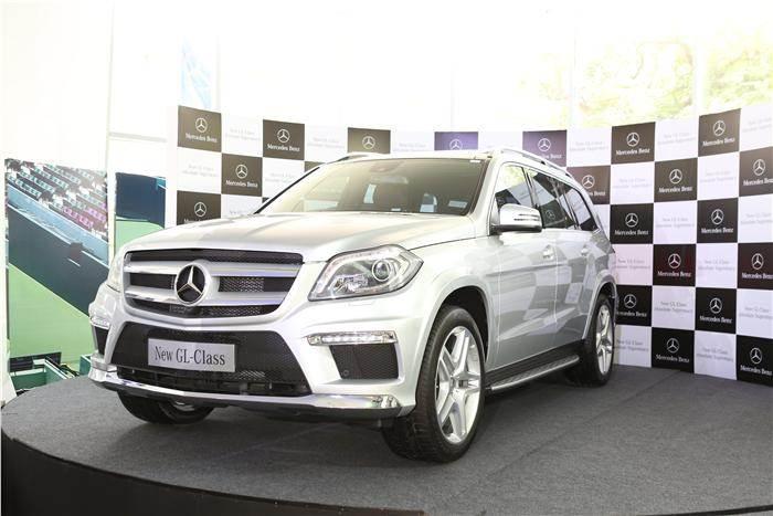 Mercedes Gl Now Assembled Here Autocar India