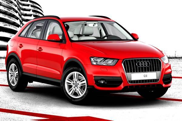 New 2013 Audi Q3 S review, test drive