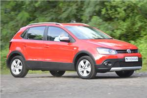 Volkswagen Cross Polo review, test drive