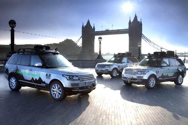 Lamborghini Urus Vs Range Rover >> Range Rover Silk Trail expedition - Autocar India