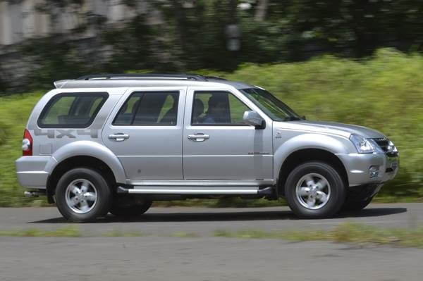 Force One LX 4X4 review, test drive
