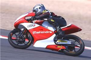 Mahindra Racing Moto3 bike review, test ride