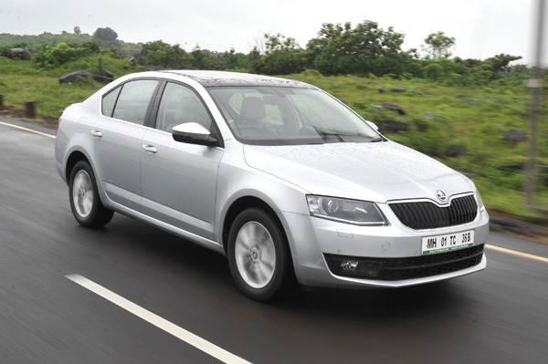 New 2013 Skoda Octavia review, test drive