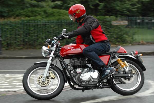 Royal Enfield Continental GT review, test ride