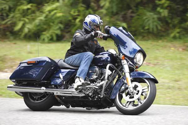 Harley-Davidson Street Glide review, test ride