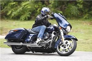 Harley-Davidson Street Glide review, test ride