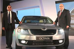 New 2013 Skoda Octavia launched at Rs 13.9 lakh