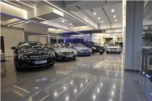 Mercedes registers 58 percent sales growth