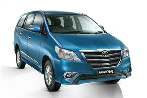 New 2013 Toyota Innova launched