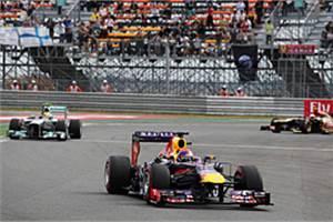 Korean GP: Sebastian Vettel claims fourth straight win