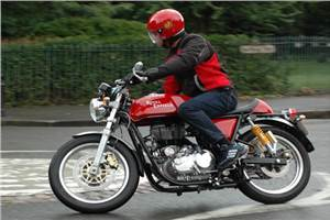 Royal Enfield Continental GT launch on Nov 26