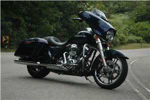 Harley-Davidson Street Glide launched at Rs 29 lakh
