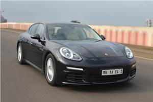 2013 Porsche Panamera review, test drive