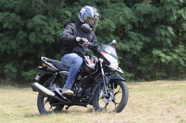Bajaj Discover 100M review, test ride
