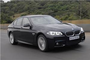 2013 BMW 530d M Sport review, test drive
