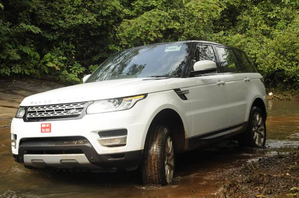 New Range Rover Sport India review, test drive