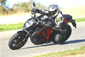 KTM 1290 Super Duke R review, test ride