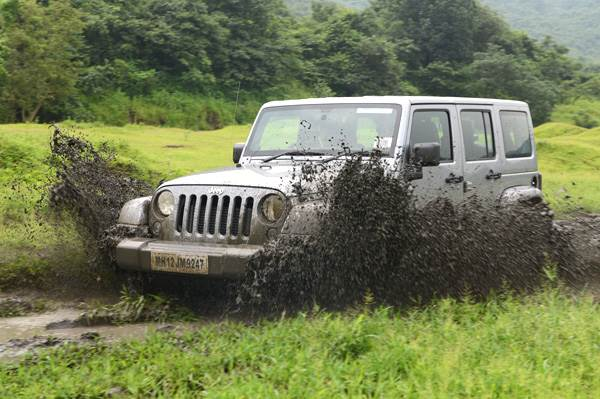Jeep Wrangler Unlimited review, test drive