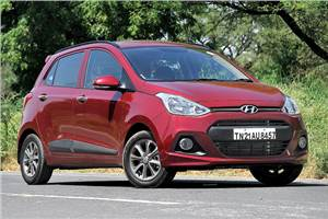 2013 Hyundai Grand i10 review, test drive