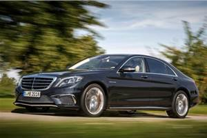 New Mercedes-Benz S65 AMG revealed