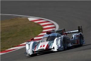 Audi claims World Endurance title