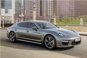 2014 Porsche Panamera Turbo S bookings open