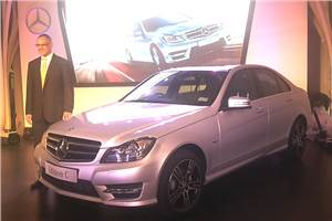 Mercedes C-class Edition C launched