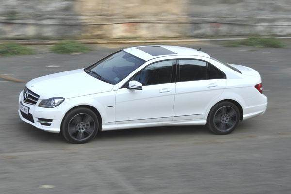 2013 Mercedes C 220 CDI Edition C review, test drive