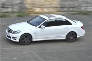 2013 Mercedes C 220 CDI Edition C review, test drive