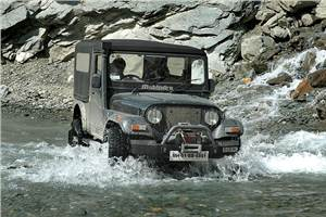 Mahindra Thar (Fifth report)