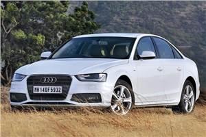 Audi A4 Celebration edition launched