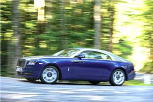 2013 Rolls Royce Wraith review, test drive
