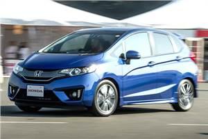 New 2013 Honda Jazz review, test drive