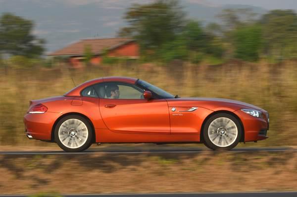 New 2013 Bmw Z4 Review Test Drive Autocar India