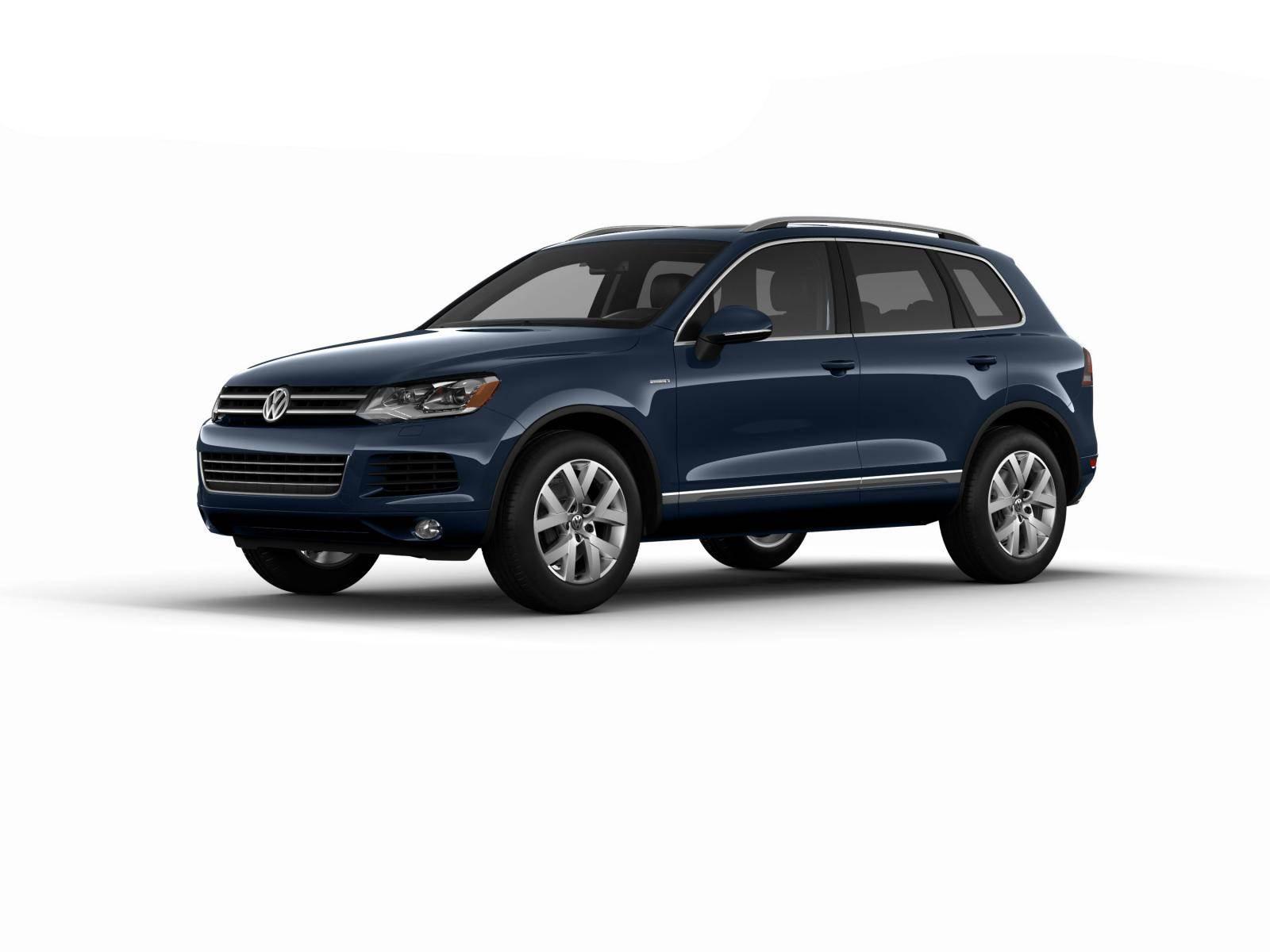 Volkswagen announces special edition Touareg X