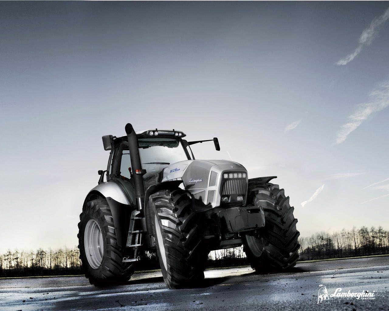 Lamborghini tractors to launch in India on December 12