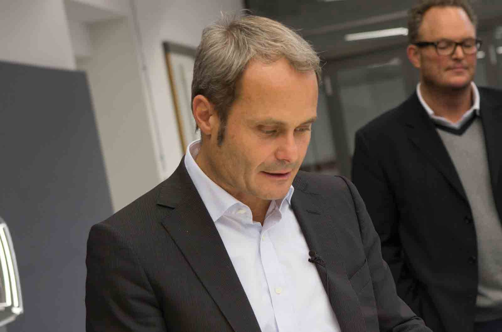 Audi chief designer to join Giugiaro