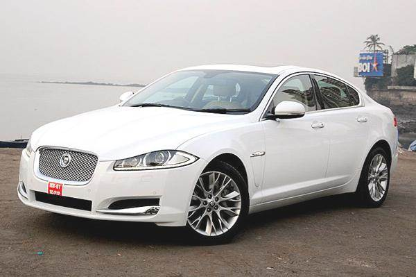 Jaguar readying next-gen XF and XJ sedans