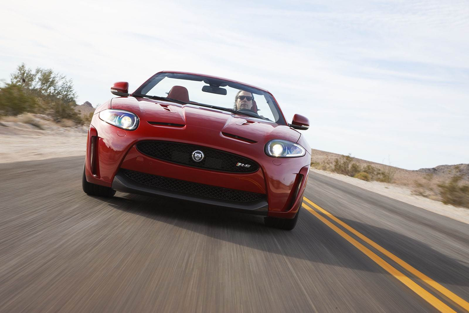 Future Jaguars to get trapezoidal-shaped grille