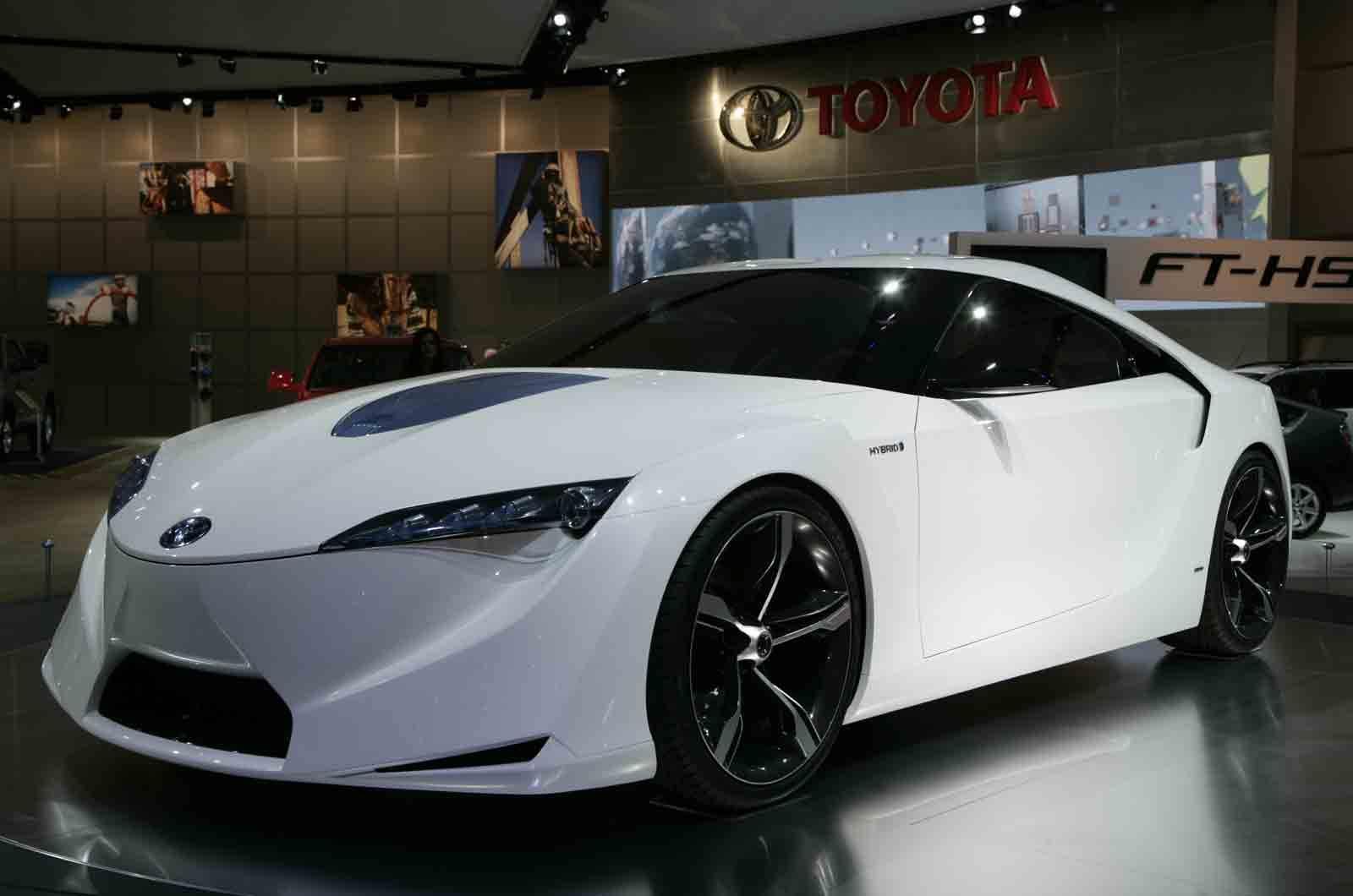 Toyota to showcase Supra concept at Detroit