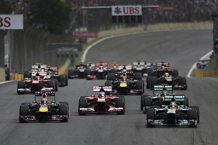 Double points for F1 season finales