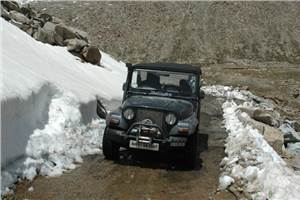 Mahindra Thar (Final report)