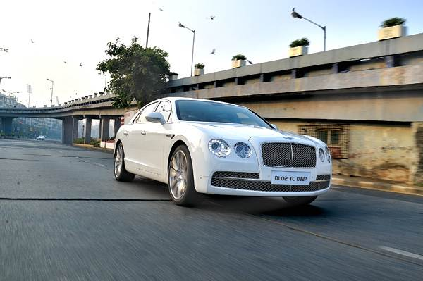 New 2014 Bentley Flying Spur review, test drive