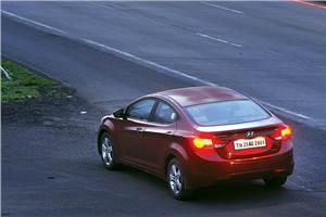 Hyundai Elantra diesel long term review third report