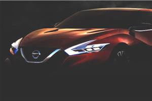 New Nissan Sport Sedan concept teased