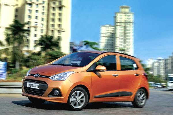 Hyundai Grand i10 diesel long term review first report
