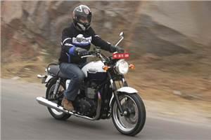 New Triumph Bonneville India review, test ride