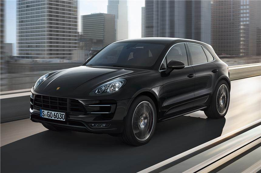 New Porsche Macan SUV first look review