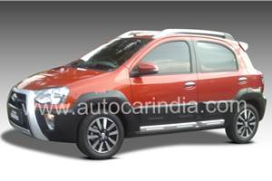 Toyota Etios Cross to be showcased at Auto Expo 2014